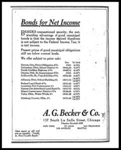 AI#2505 19220517 Bonds for Net Income