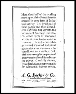 AI#2509B 19250407 Industrial Activity