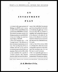 AI#2529 Investment Plan