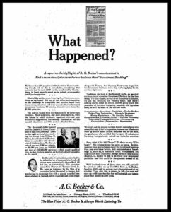 AI#2536 19651201 What Happened