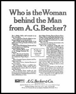 AI#2539 19680618 Woman Behind the Man