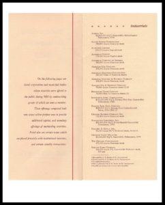 DI#1133B 1955 U-W Participations
