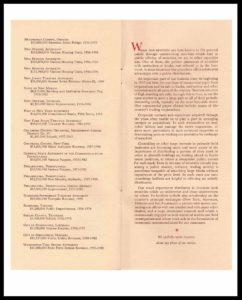 DI#1133E 1955 U-W Participations