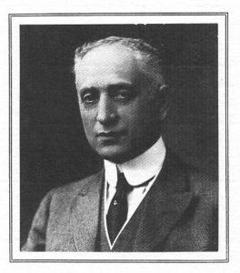 Becker, Abraham G. - portrait
