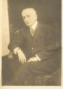 Becker. Abraham G. - resting