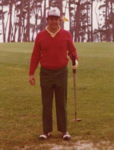 Dan Good, Pro Golfer